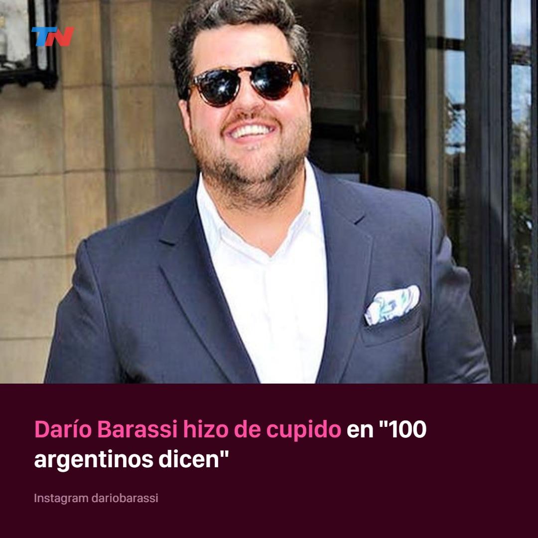 """nacio-el-amor-en-""""100-argentinos-dicen"""":-la-productora-del-programa-y-un-participante-se-besaron-en-vivo"""