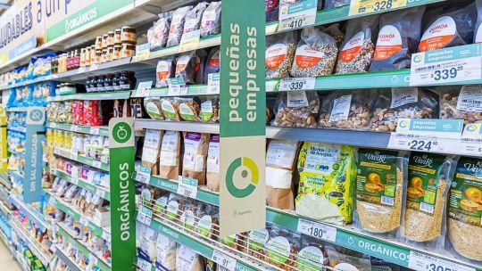 destacan-la-incorporacion-de-800-nuevos-productos-de-pymes-en-los-supermercados